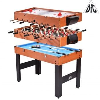 Игровой стол  трансформер DFC Solid 48   3 в 1 - Трансформеры, артикул:11540