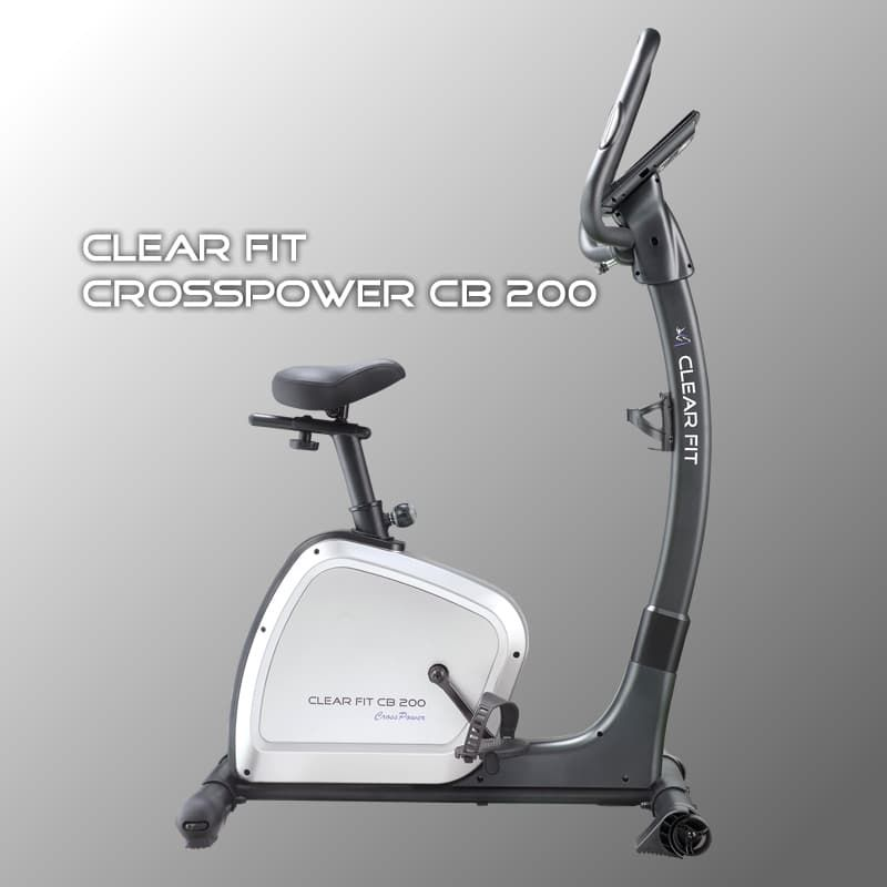 Велотренажер Clear Fit CrossPower CB 200. Фото N2