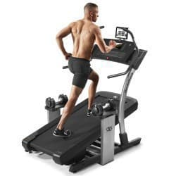 Беговая дорожка NordicTrack Incline Trainer X9i NEW. Фото N4