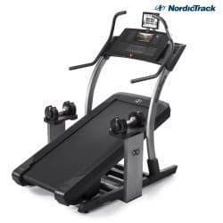 Беговая дорожка NordicTrack Incline Trainer X9i NEW. Фото N2