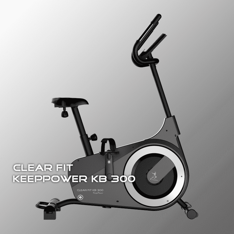 Велотренажер Clear Fit KeepPower KB 300. Фото N2