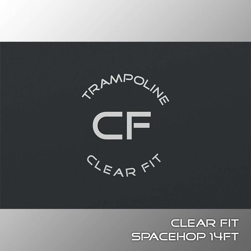 Батут Clear Fit SpaceHop 14ft. Фото N4